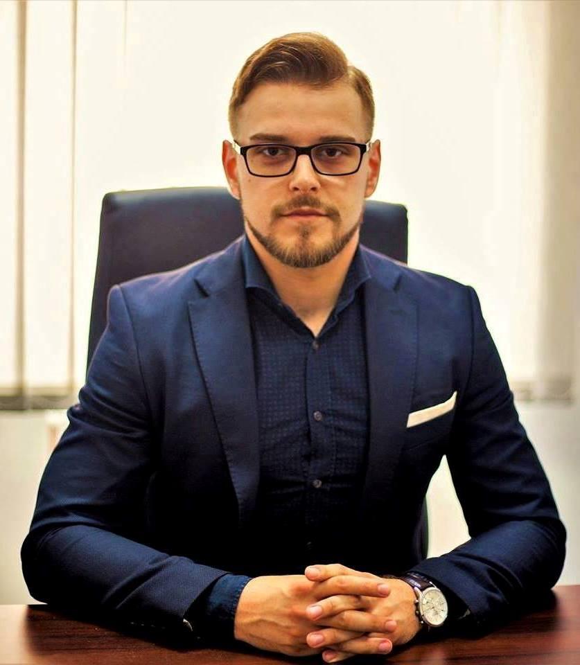 Vanja Ovčar, posebni savjetnik ministra gospodarstva, poduzetništva i obrta